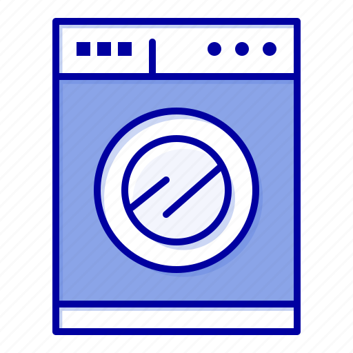kitchen, machine, washing icon