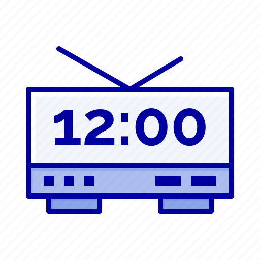 Clock, electric, machine, time icon - Download on Iconfinder
