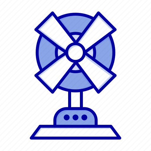 Electric, fan, home, machine icon - Download on Iconfinder