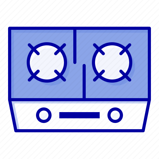 Cooking, gas, kitchen, stove icon - Download on Iconfinder