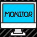 appliances, computer, monitor