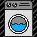 appliances, laundry, washing machine