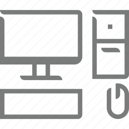 homeappliances, pc icon