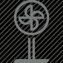 fan, homeappliances icon