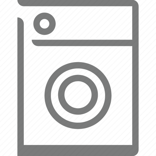 homeappliances, machine, washing, washing machine icon