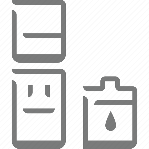 homeappliances, purifier, water, water purifier icon