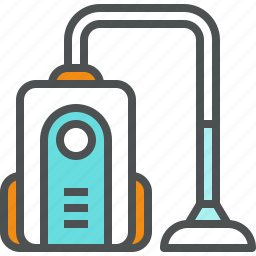 appliance, cleaner, cleaning, electrical, home, hoover, vacuum icon