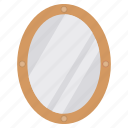 bathroom, beauty, cosmetic, cosmetics, decor, makeup, mirror icon