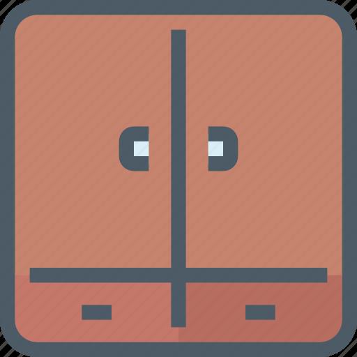 closet, decoration, furniture, household icon