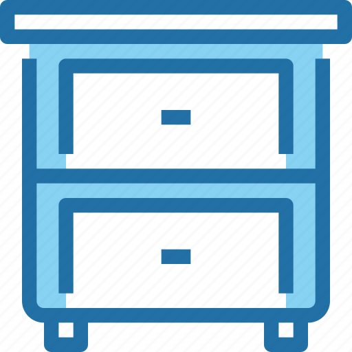 decoration, drawer, furniture, household icon