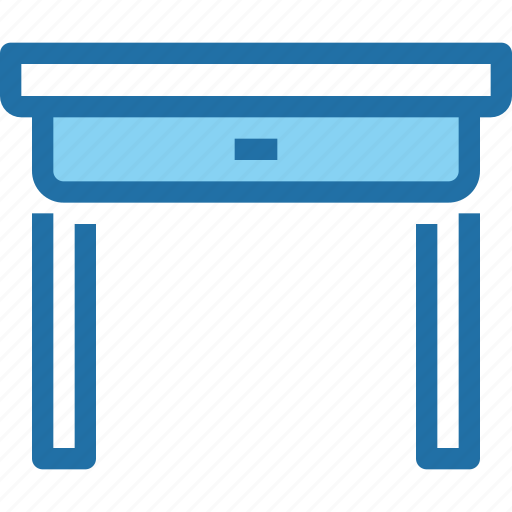 decoration, furniture, household, table icon