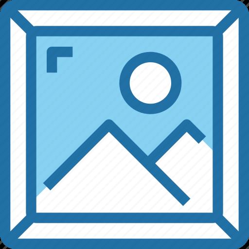 decoration, frame, furniture, household, photo icon