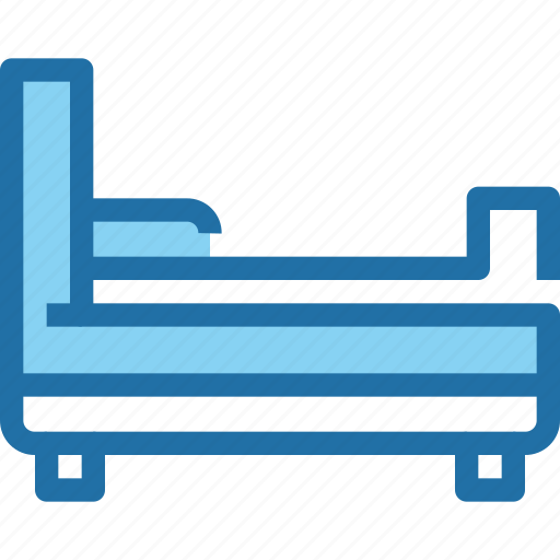 bed, decoration, furniture, household icon