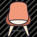 chair, design, furniture, interior, modern