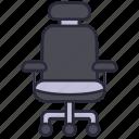 design, interior, chair, desk, furniture