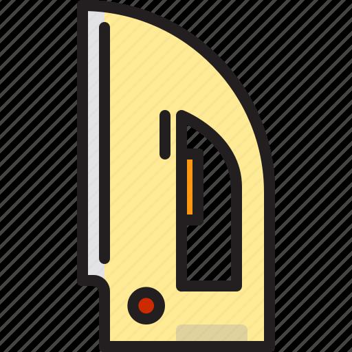 electric, home, iron, machine icon