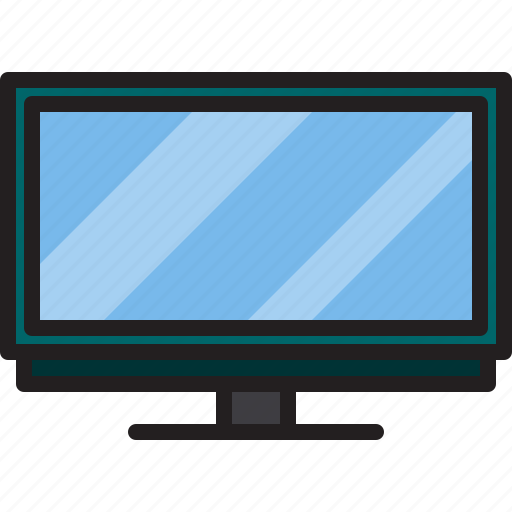 electric, home, machine, monitor icon