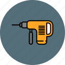 drill, electric, equipment, home, improvement