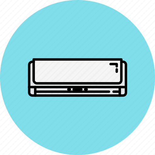 airconditioner, conditioner, cooling, equipment, home icon