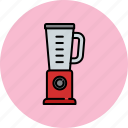 blender, cooking, equipment, food, kitchen icon