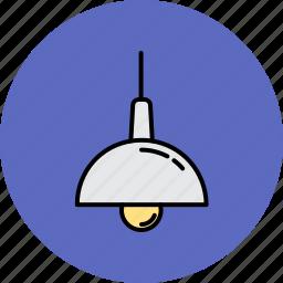equipment, hanging, home, lamp, light, lighting icon