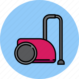 cleaner, cleaning, equipment, home, vacuum icon