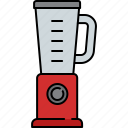 blender, cooking, equipment, home, kitchen icon