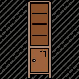door, furniture, shelves, wooden icon