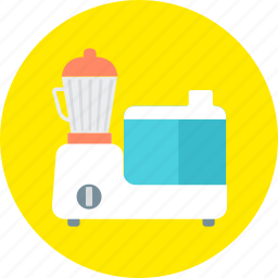 appliance, blender, equipment, juice squeezer, juicer, kitchen, mixer icon