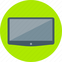 device, display, lcd, led, monitor, television, tv icon