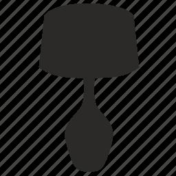 design, lamp, lighting, modern icon