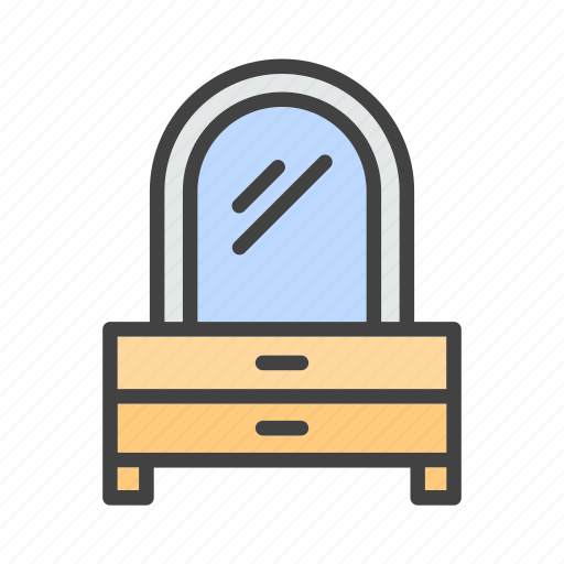 Furniture, glass, home, living, make, property, up icon - Download on Iconfinder