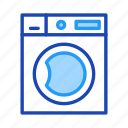 electronic, furniture, home, living, machine, property, washing
