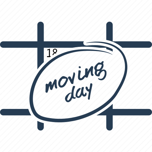 calendar, date, day, move, schedule icon