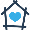 family, heart, home, like, love, romantic icon