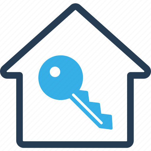 access, home, key, lock, password, secure, security icon