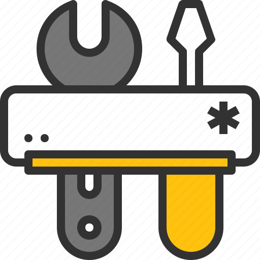 ac, home, install, repair, service, tools icon