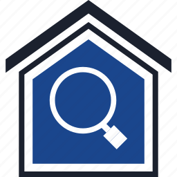 equity, estate, find, home, real, search icon