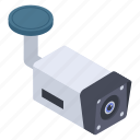 cctv camera, ip camera, observatory camera, security camera, surveillance camera icon