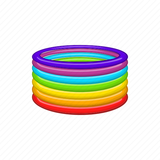 cartoon, colours, gay, lgbt, rainbow, rings, sign icon