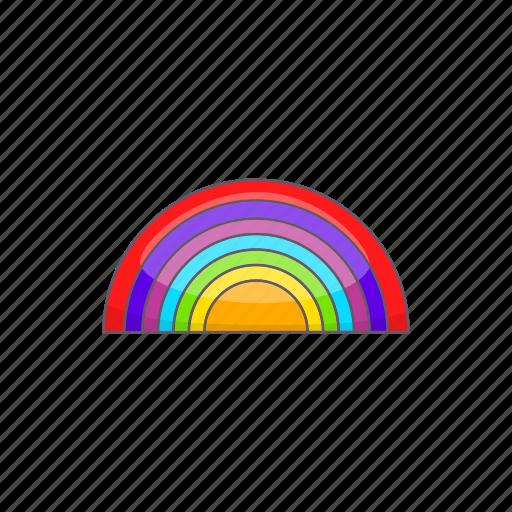 cartoon, gay, homosexual, lesbian, lgbt, rainbow, sign icon