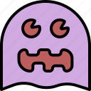 ghost, halloween, horror, monster, scary icon