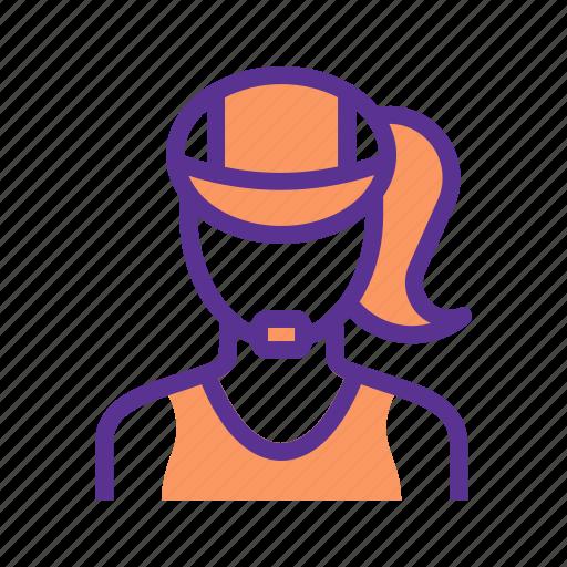 avatar, dressage, horse riding, jockey icon