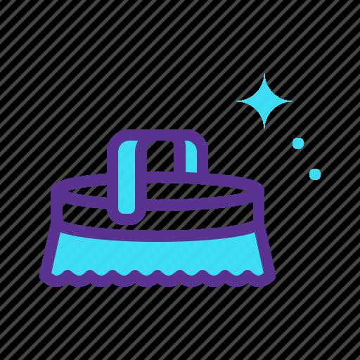 Brush, clean, scrub, wash icon - Download on Iconfinder
