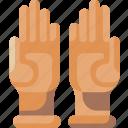 gloves, medical, hospital, health