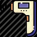 digital, thermometer, hospital, medical, health