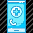emergency, call, phone, medical, health, hospital, healthcare