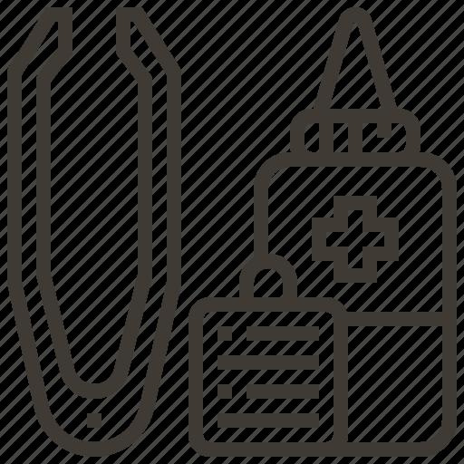 healthcare, medical, medicine, research icon