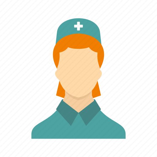 doctor, health, hospital, medicine, nurse, patient, woman icon