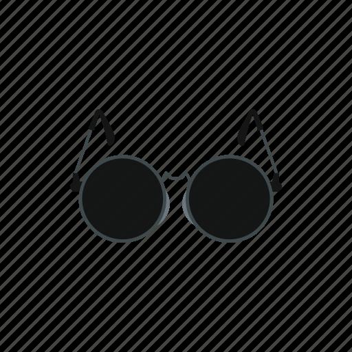 blind, eye, glass, lens, plastic, protection, sunglasses icon